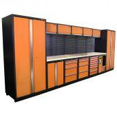 Kraftmeister Werkstatteinrichtung Montreal Nextgen orange