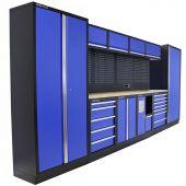 Kraftmeister Werkstatteinrichtung Michigan Multiplex blau