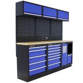 Kraftmeister Werkstatteinrichtung Maryland Multiplex blau