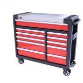George Tools Werkzeugwagen Redline 44 Premium - 11 Schubladen