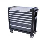 George Tools  Werkzeugwagen Greyline 38 Premium - 7 Schubladen